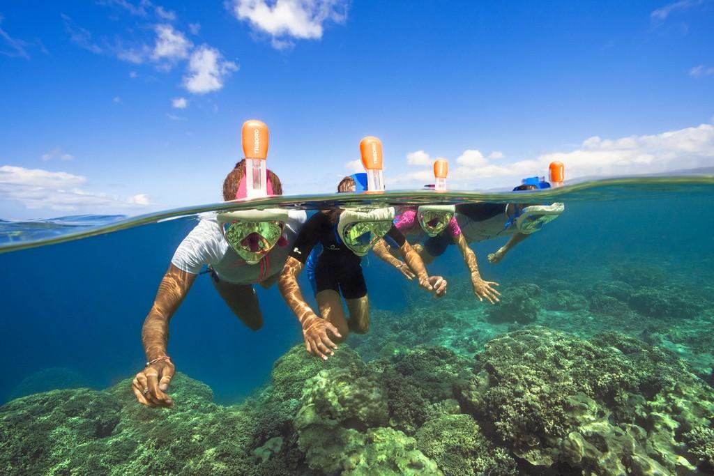 snorkeling e escursioni vacanza con bambini Sardegna