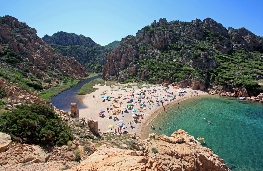 Spiagge costa paradiso costa paradiso sardegna for Villaggio li cuncheddi sardegna