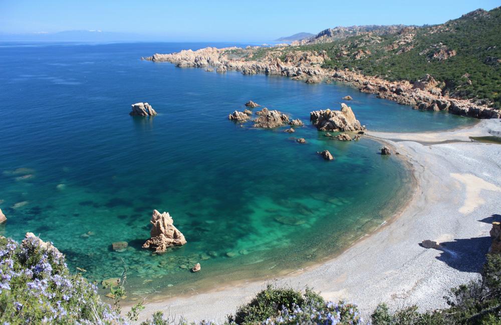 Costa Paradiso Sardegna Cartina Geografica.Spiagge Costa Paradiso Costa Paradiso Sardegna