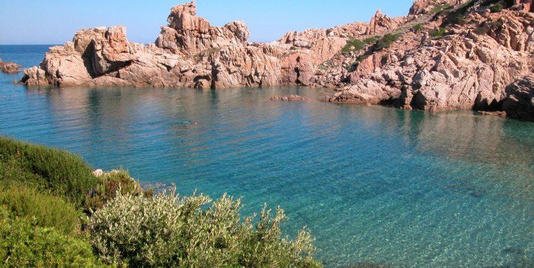Acqua cristallina Costa Paradiso