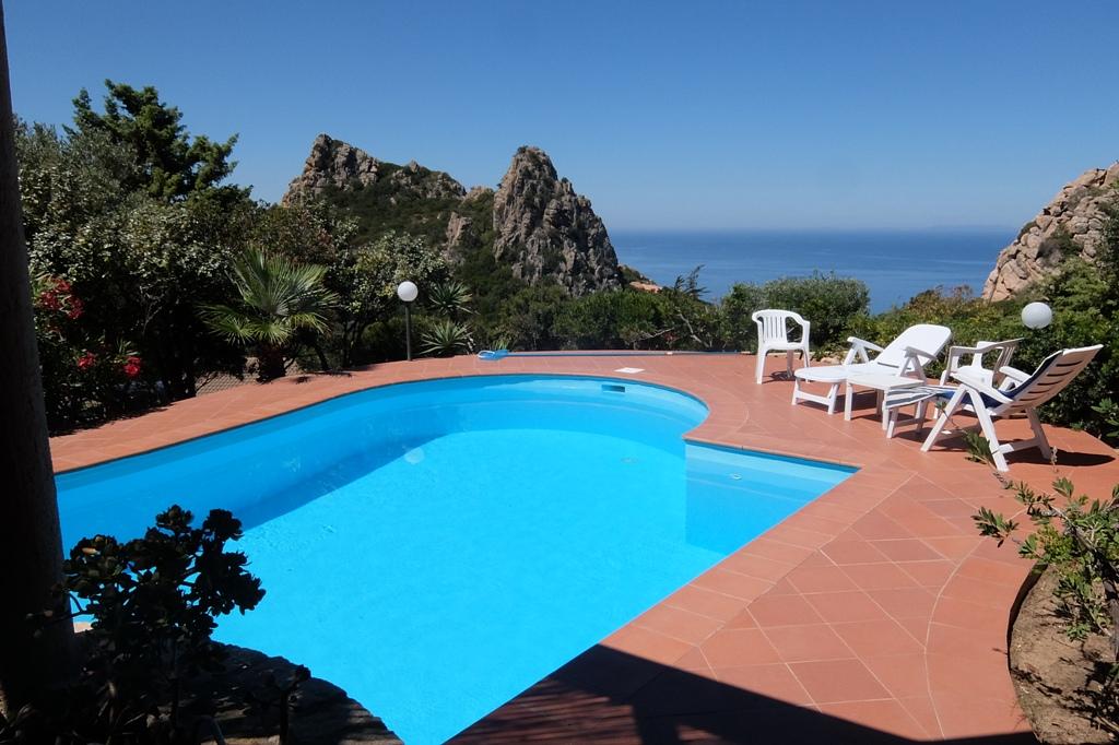 Villa Germana con piscina privata a Costa Paradiso