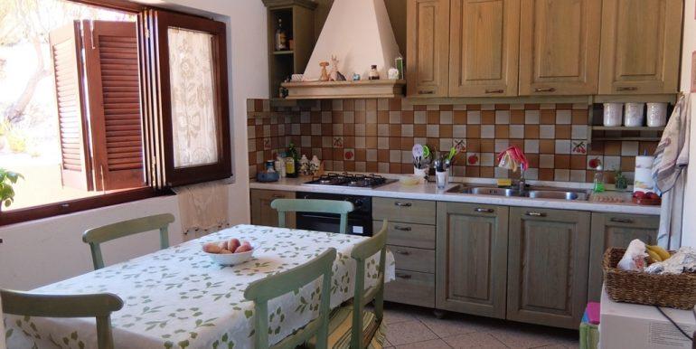 Cucina villa germana costa paradiso
