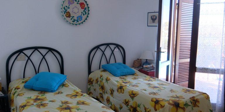 Camera con letti singoli villa germana
