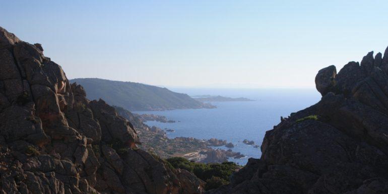Vista di Costa Paradiso