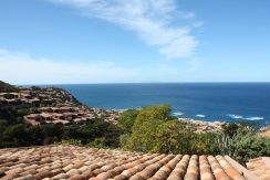 Vista sul Golfo d'Asinara