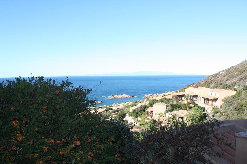 vista mare terrazzo