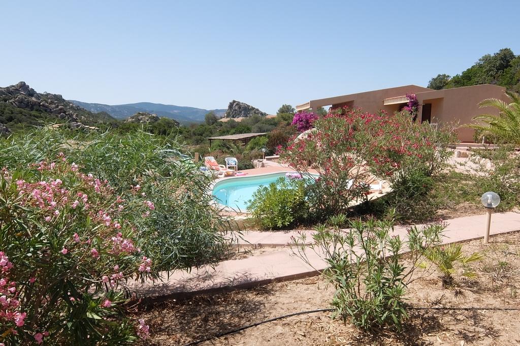 Villino Sardinia con piscina in comune