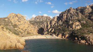 Una vacanza a costa paradiso per vedere la spiaggia di Li Cossi