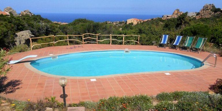piscina mare 1 villetta marilena costa paradiso