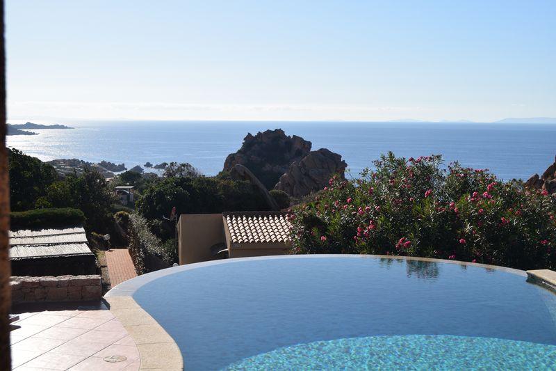 Villa Francy con piscina vista mare e wi-fi