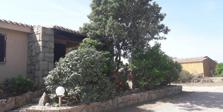 Villino Laura facciata esterna