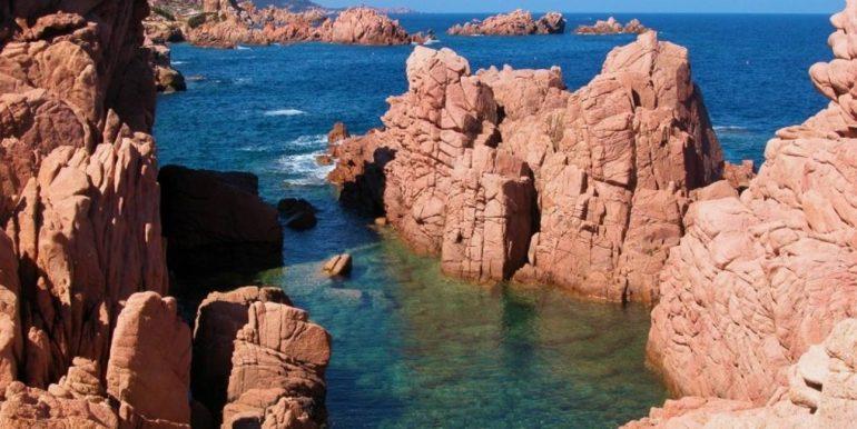 piscina naturale costa paradiso