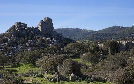 aggius-landscape-sardinia