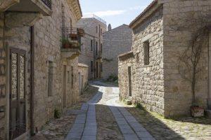 aggius-stone-village-sardinia