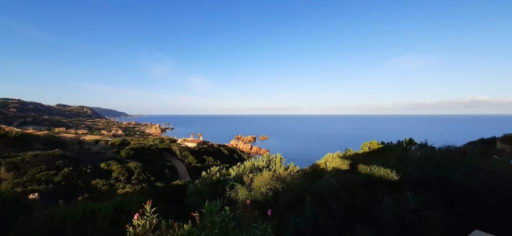 vista di costa paradiso per la prossima vacanza